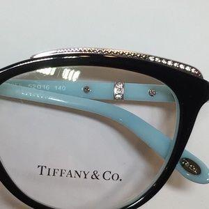 6a9f3aff3c Accessories - Tiffany   Co. 2147-B 8055 black plastic
